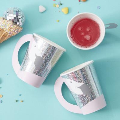 플라밍고 종이컵 Flamingo paper cup GR