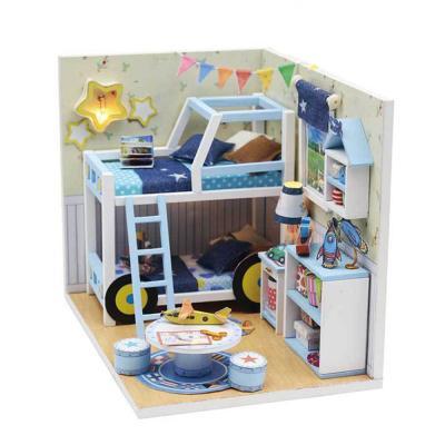 DIY 미니어처 하우스 - 찰스의 방
