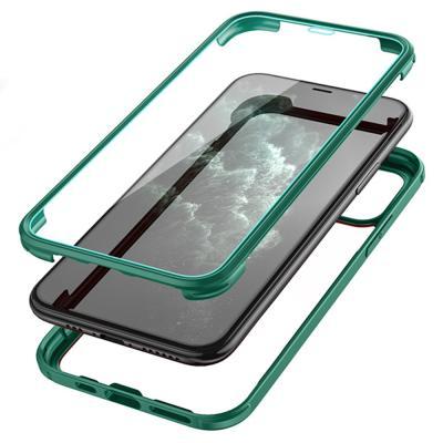 아이폰 12미니 360도 풀커버케이스 글라스_GM061