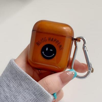 애플 에어팟 케이스 프로 3세대 2세대 프리스 스마일