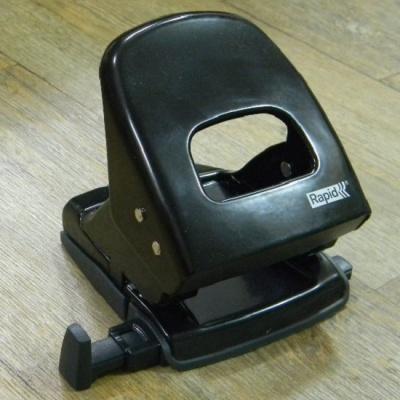 [Rapid] 25매 타공 가능한 공간격 70mm-래피드 특허 2공펀치 P225 HA451-2