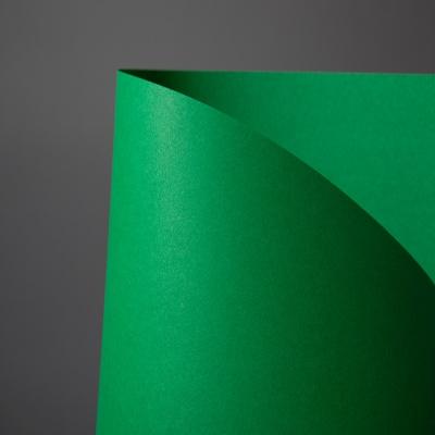 두성종이 칼라복사지 P62 진녹색 A4 80g 25매포
