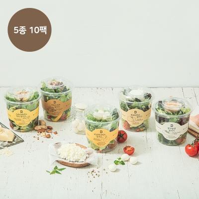 스낵디 샐러드 5종 10팩