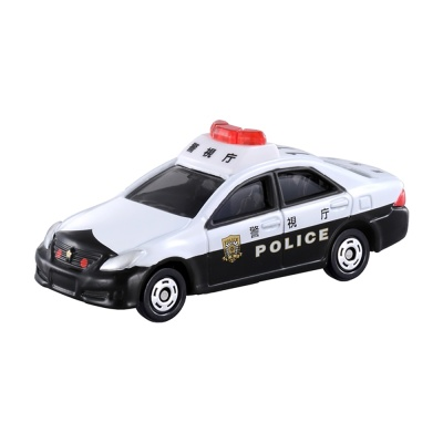 토미카 110 토요타 크라운 경찰차