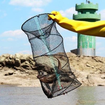 민물 바다 겸용 원통형 통발(미끼통 포함)
