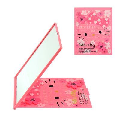 (일본직수입) 헬로키티 벚꽃 탁상 거울