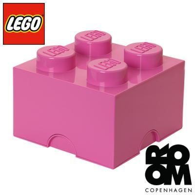 레고 블럭정리함4 핑크 40031744