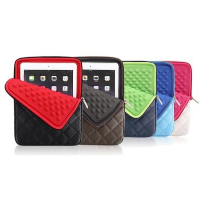 뉴비아 노트북 퀄팅 파우치 NVA-N004 14형 (스크래치방지 / 충격완화설계 / 생활방수)