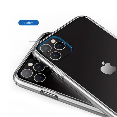 듀얼 프로텍션 클리어 아이폰11프로 케이스