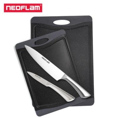 네오플램 플루토 마블도마 칼 4종세트