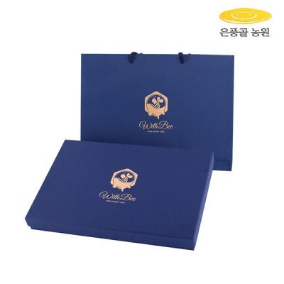 위드비 국산 천연 벌꿀 허니스틱 선물세트