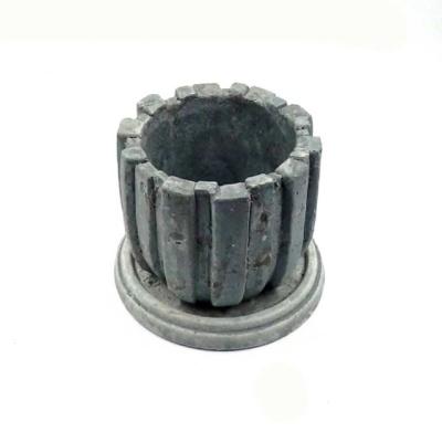 빈티지 시멘트 세로줄무늬 원형-소 12x11cm 세련된