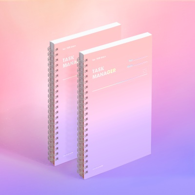 [컬러칩] 태스크 매니저 100DAYS - 드림 캐처 2EA