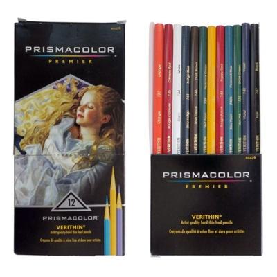 프리즈마 베르신 유성색연필 12색세트