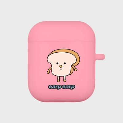 Bread character-pink(Air Pods)