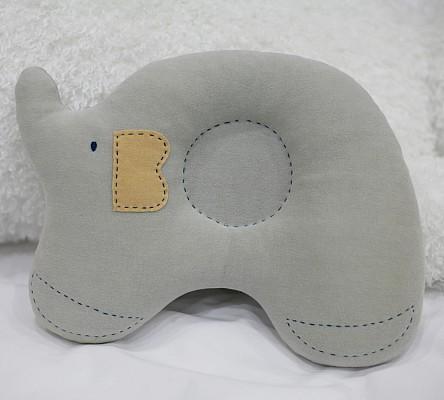 [DIY]천연염색 코끼리 짱구베개 만들기