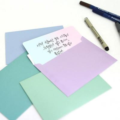 사각 봉투