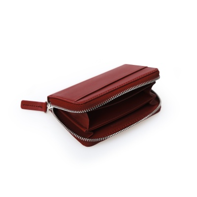 Take Pocket(지퍼형카드지갑) 와인
