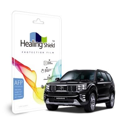 모하비 더 마스터 공조기 LCD 올레포빅 액정필름 2매
