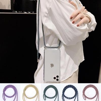 엘지G7 K12 K40 K50 Q60 핸드폰줄 스트랩 젤리 케이스