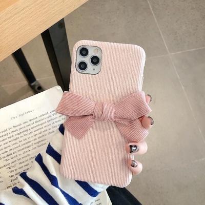 아이폰11 PRO SE2 XS 8 리본 코로듀이 휴대폰 케이스