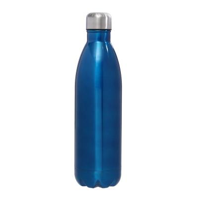 스텔라 유광 보온병(1L) (블루)/ 휴대용 스텐 보냉병