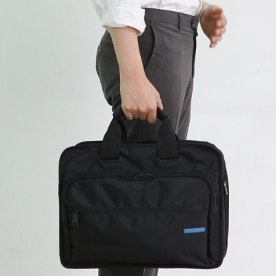 BIZGEAR 비즈니스 더플백 트래블타입 블랙
