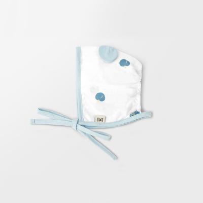 [메르베] 블루베리 아기모자/보넷/비니_여름용