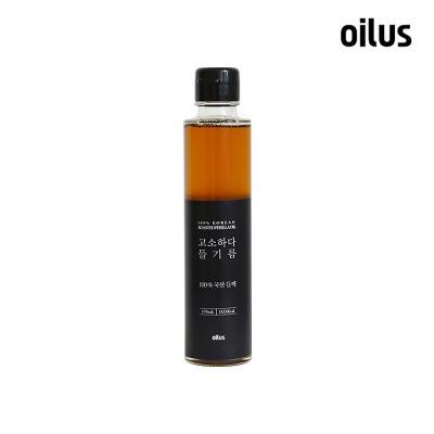 [오일러스] 고소하다 들기름 170ml