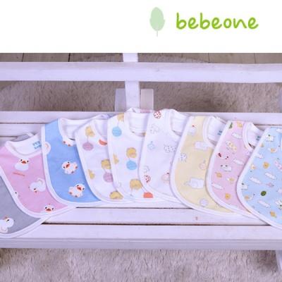 [베베원] 순면 턱받이 모음 8종 택1    출산선물 유아 아기 출산