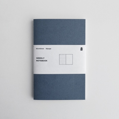 백상점 Weekly Notebook