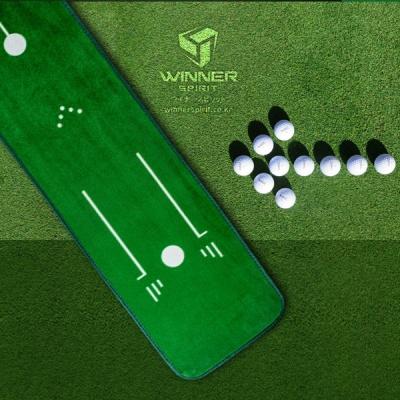 [위너스피릿] 미라클 580 오토리턴 골프 퍼팅연습기