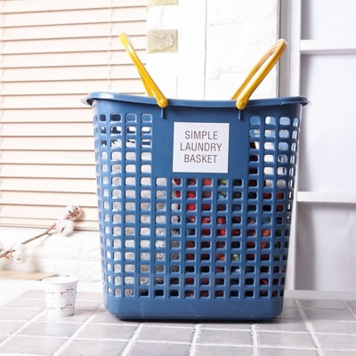 빨래바구니 일반 세탁용품 빨래보관함 세탁함