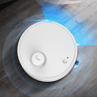 가성비 원터치 작동 저소음 물걸레 괴물흡입 로봇 청소기