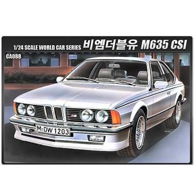 1/24 비엠더블유 M635 CSI (15102)