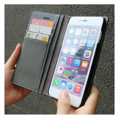 심플핏 폰케이스 그레이 (iPhone 6/6S Plus)