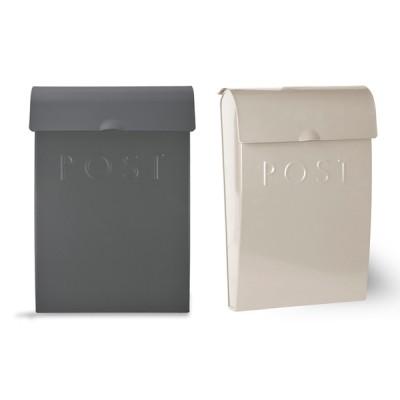 [Garden Trading]Post Box with lock 잠금장치 벽걸이 우편함 2Colors