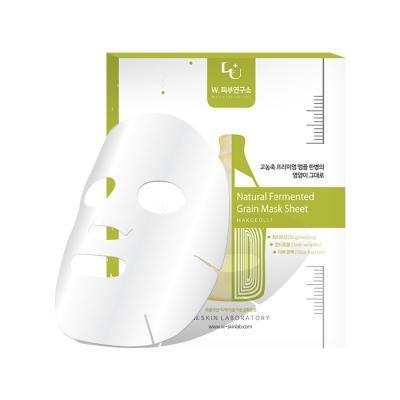 [W.피부연구소] 막걸리 마스크팩 50ml (5매입)