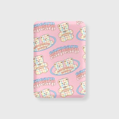 Baby merry-pink(무선충전보조배터리)