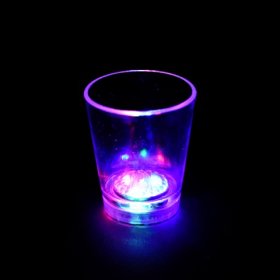 LED 소주잔