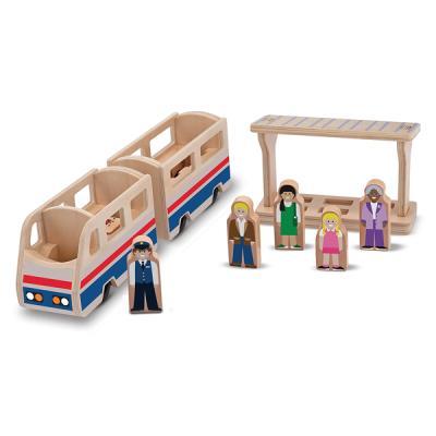기차와 승강장 세트