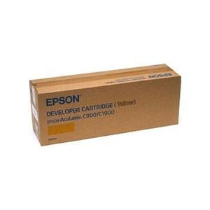 엡손(EPSON) 토너 C13S050097 / Yellow / AcuLaser C1900 , AcuLaser 900 TC / (4.5K)