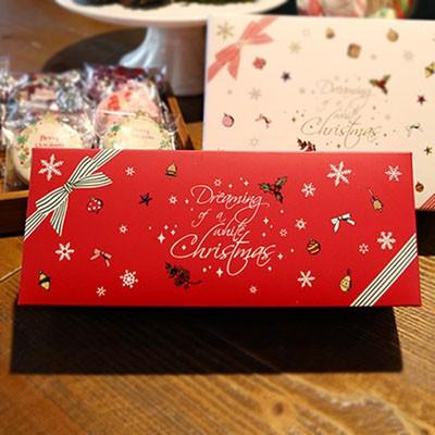 크리스마스 마카롱상자 6구 (다용도상자)