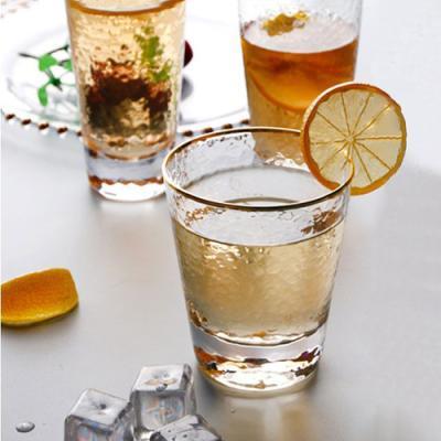 골드라인 심플 유리잔 1개