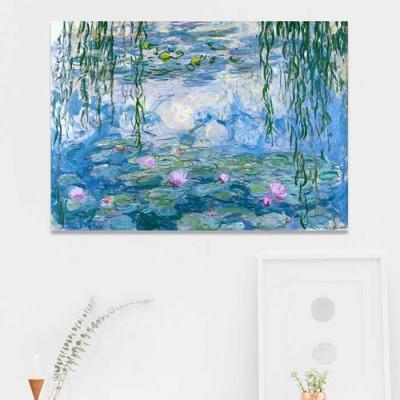 주문제작 액자 모네 Waterlilies 841x594x30mm