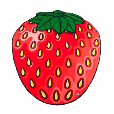딸기 비치 블랭킷 & 타월