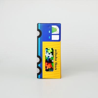 [아리부바] 레인보우 블럭 200