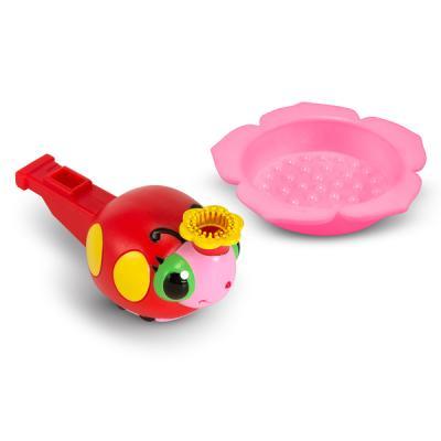 무당벌레 호루라기 비누방울