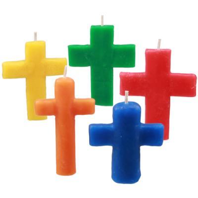 십자가 양초 세트(단체용 30개)