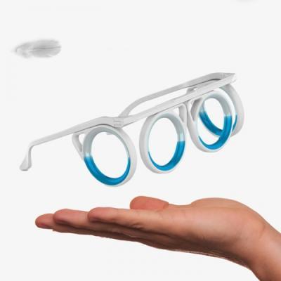멀미 어지러움증 도움을 주는 멀미 도우미 안경